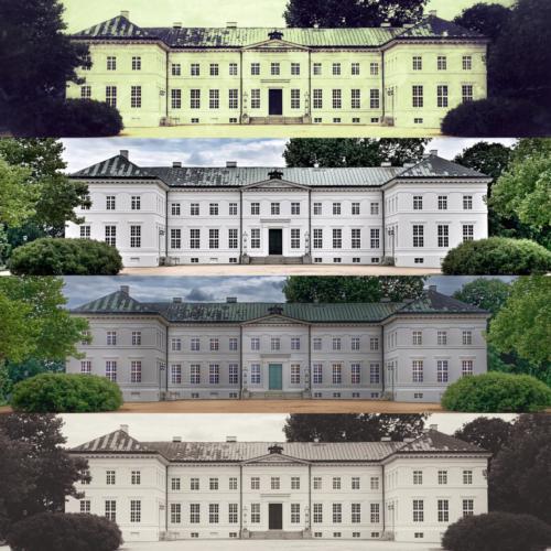 Schloss-Spielereien