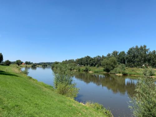 Die Weser...
