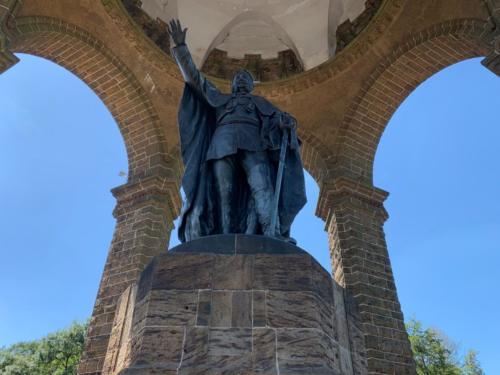 Kaiser-Wilhelm-Denkmal, Porta Westfalica