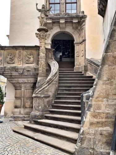 Treppe Altes Rathaus