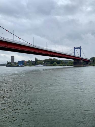 Duisburg Friedrich-Ebert-Brücke