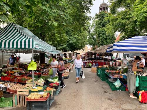Görlitzer Wochenmarkt