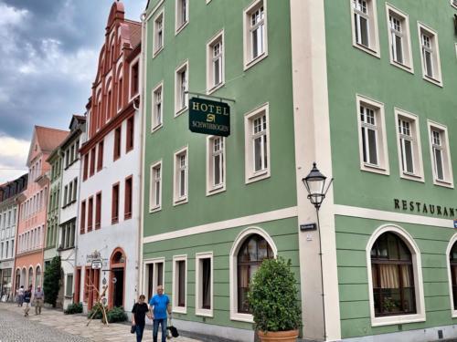 Hotel Schwibbogen