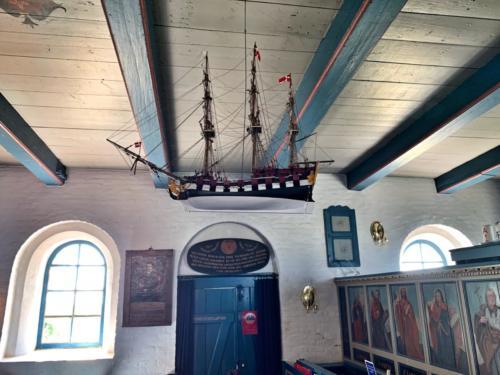 Kirche Hallig Hooge