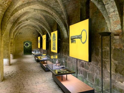 Ausstellung im Kloster Chorin