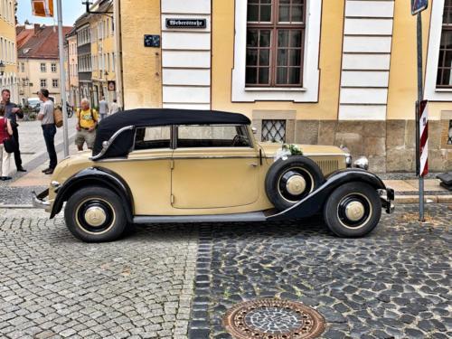 ...alter Benz