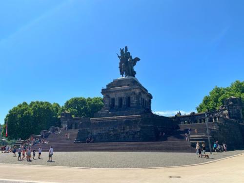 Kaiser-Wilhelm-Denkmal am Deutschen Eck, Koblenz