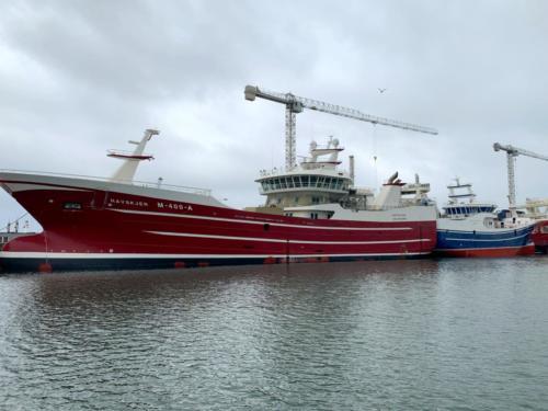 Hafen Skagen