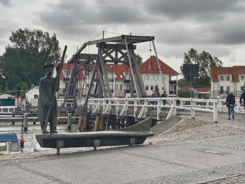 Klappbrücke Wieck (1)